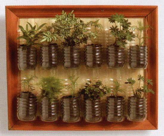 Vasos artesanais para seu jardim 13