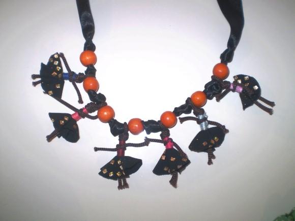Colar artesanal 11 (Custom)
