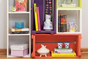 Como fazer estantes artesanais 01