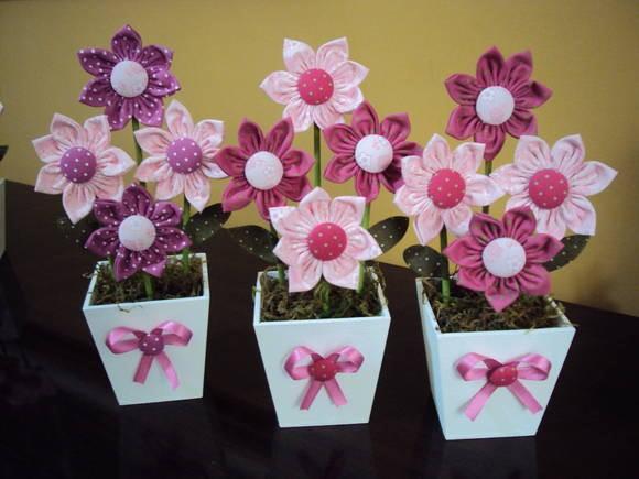 Como fazer flores de fuxico 13 (Custom)