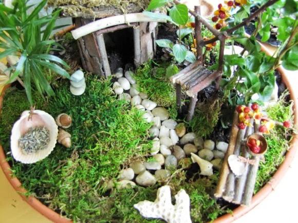 Como fazer um mini jardim decorativo 006
