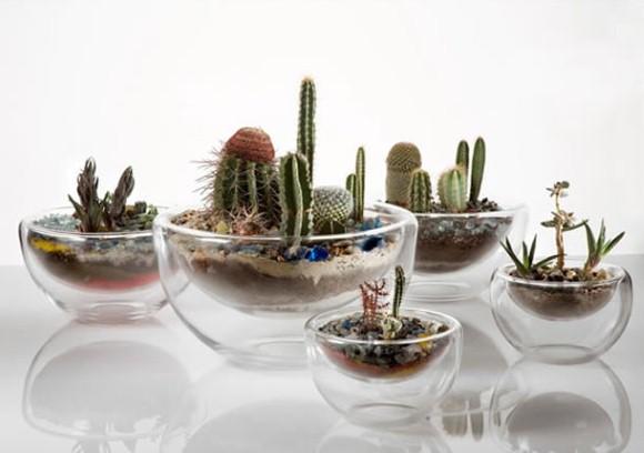 Como fazer um mini jardim decorativo 014