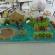 Arvores realísticas para maquetes com materiais recicláveis