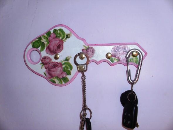 Porta chaves artesanal 13 (Custom)