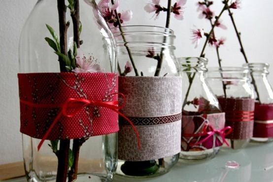 Potes de vidro decorados 04