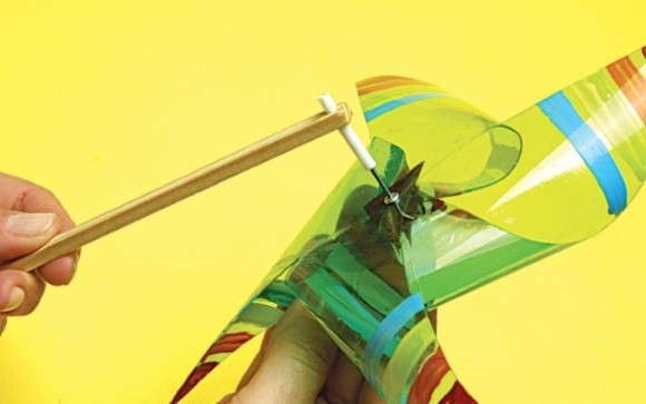 Como fazer cata-vento 06