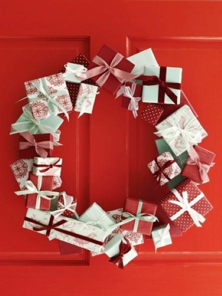Guirlanda de Natal artesanal 008