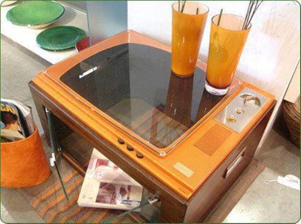 Decorando a casa com objetos antigos 015