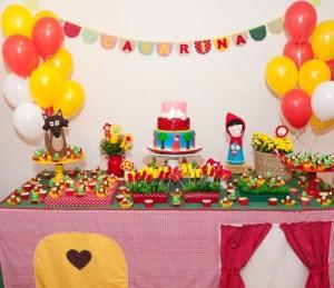 Arranjos para festa infantil 001