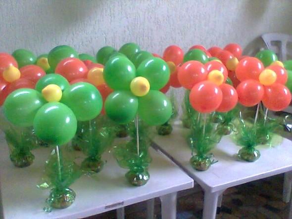 Arranjos para festa infantil 004