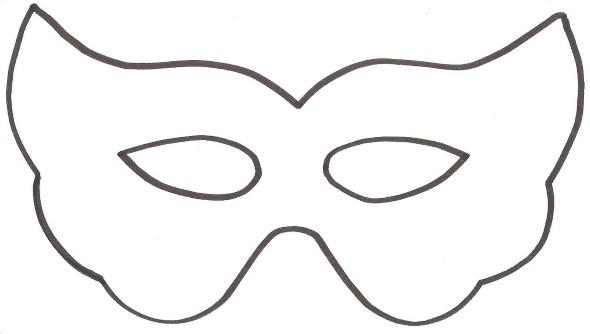 Moldes de máscara em EVA 002
