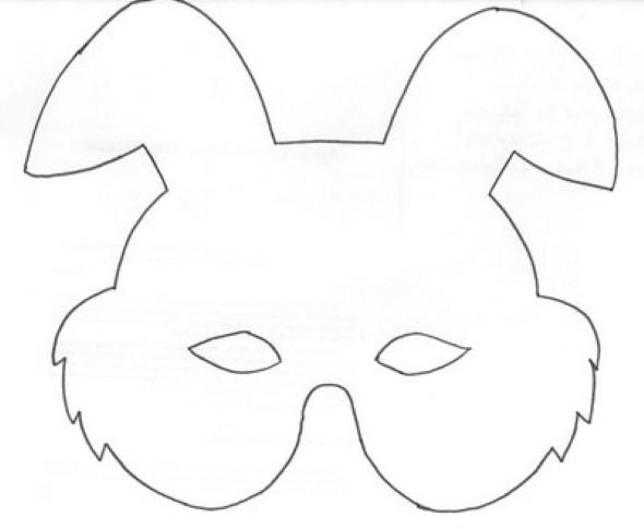 Moldes de máscara em EVA 003