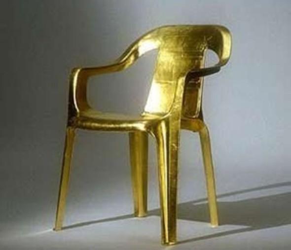 Personalizar cadeiras de plástico antigas 008