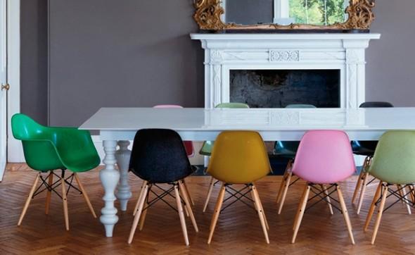 Personalizar cadeiras de plástico antigas 012