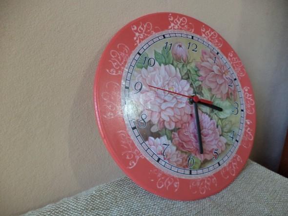 Como fazer relógio artesanal 011