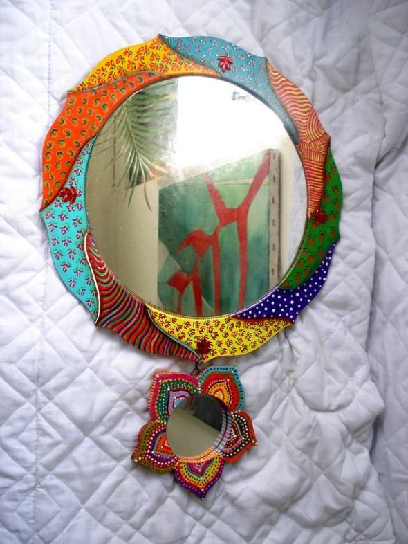 Molduras artesanais criativas 004