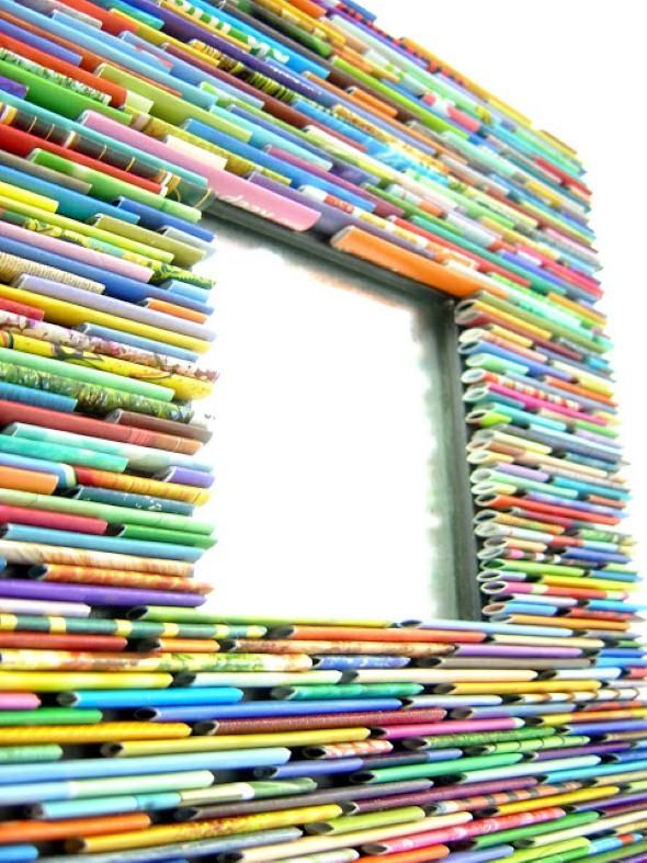 Molduras artesanais criativas 009