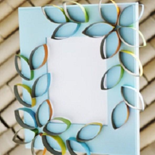 Molduras artesanais criativas 011