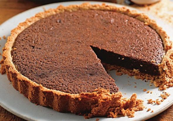 Receita de torta de chocolate 003