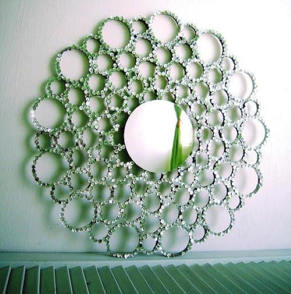 Reciclando tubos de PVC com artesanato 013