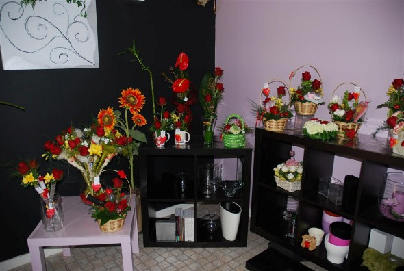 Arranjos florais para o dia dos namorados 010