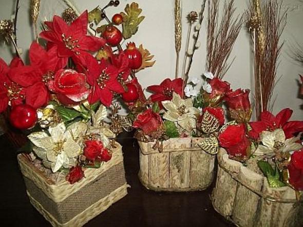 Arranjos florais para o dia dos namorados 011