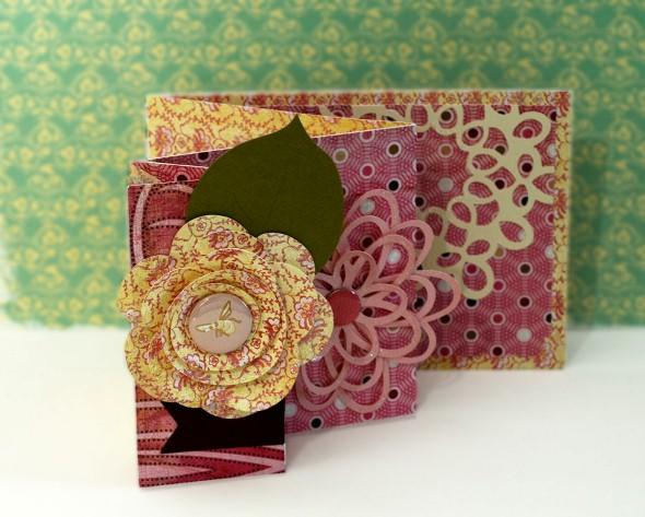 Cartão artesanal para o Dia das Mães 004