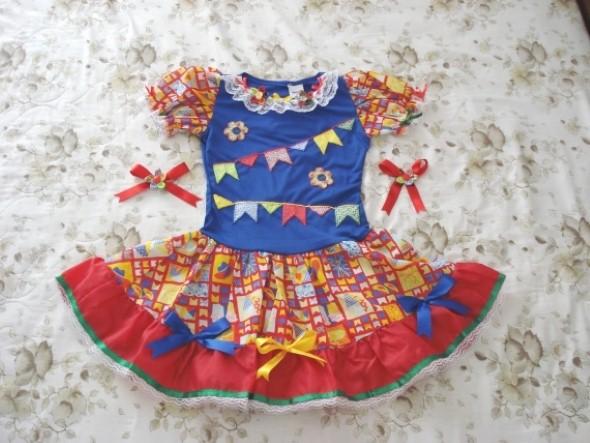 Customizar roupa para as Festas Juninas 002