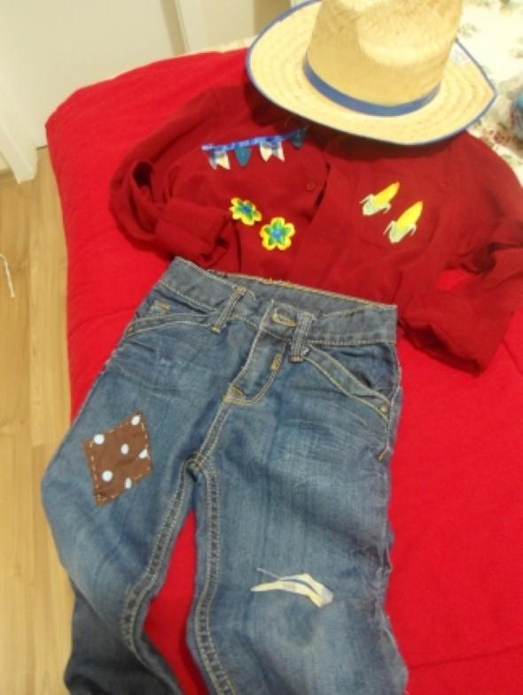 Customizar roupa para as Festas Juninas 005
