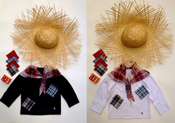 Customizar roupa para as Festas Juninas 07