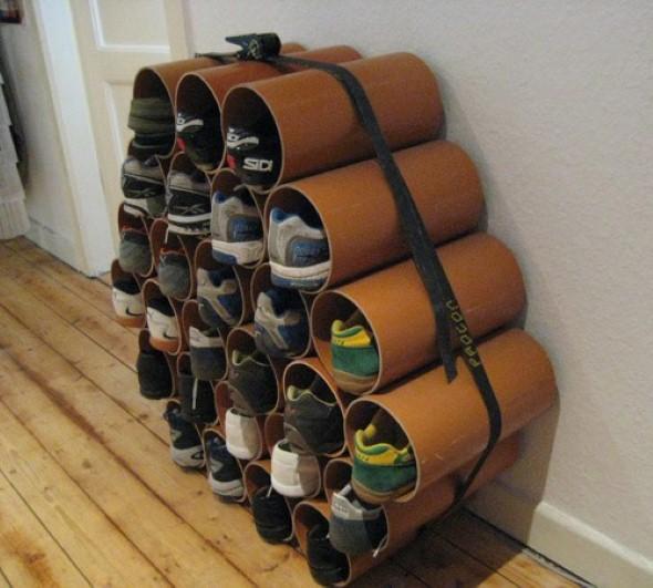 Móveis de tubo de PVC 015