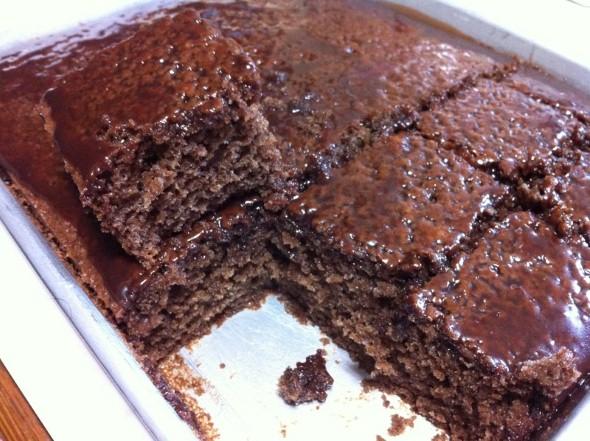 bolo de chocolate no liquidificador 003