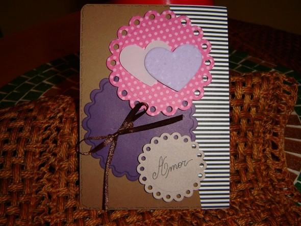 Cartão de scrapbook para o Dia dos Namorados 001