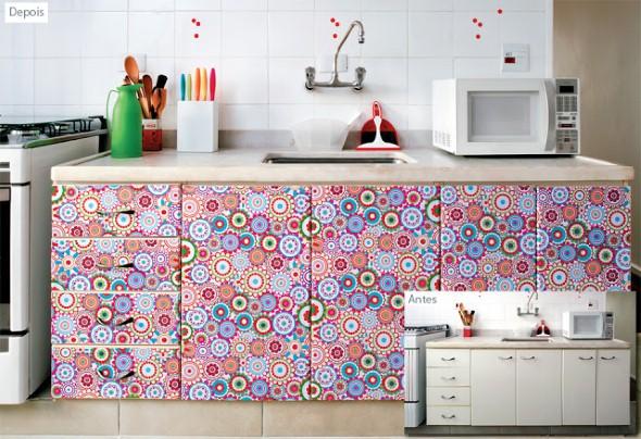 Artesanato criativo na cozinha 017