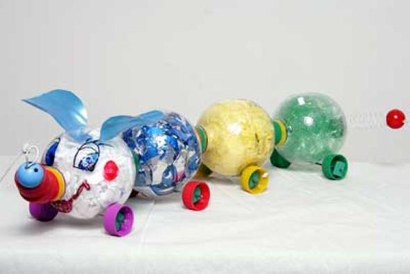 Brinquedos de sucata 004
