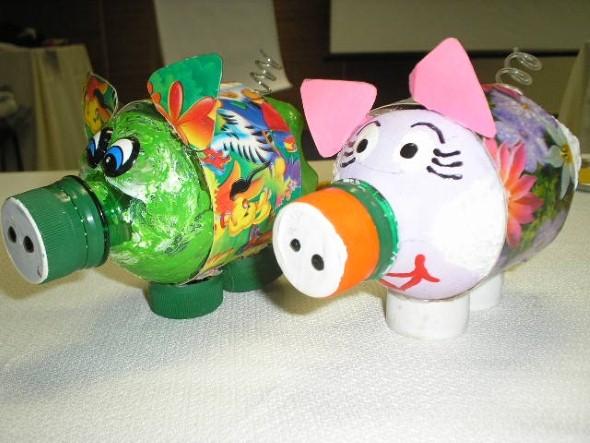 Brinquedos de sucata 013