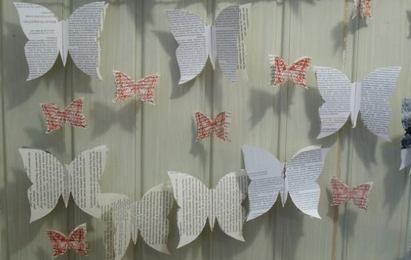 Como fazer enfeites de borboleta 003