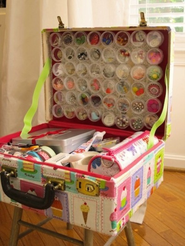 Reciclando malas de viagem 006