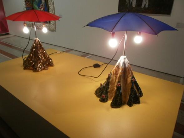 Artesanato com guarda-chuvas 002