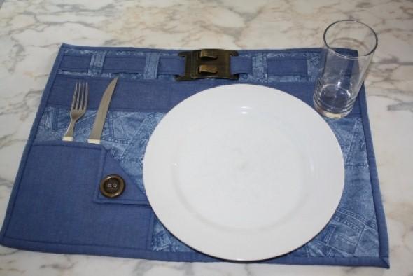 Artesanato com jeans usado 015