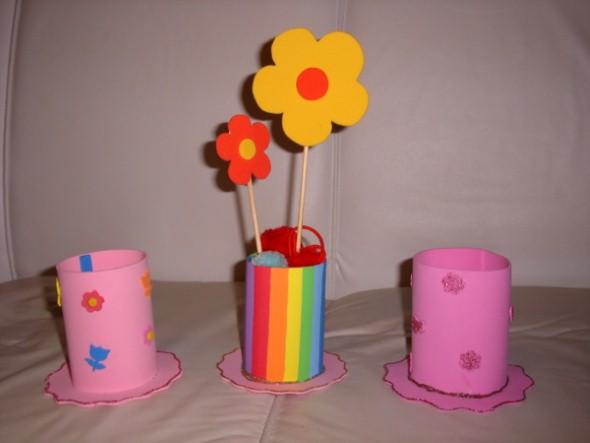 Decoração em EVA para festa infantil 002