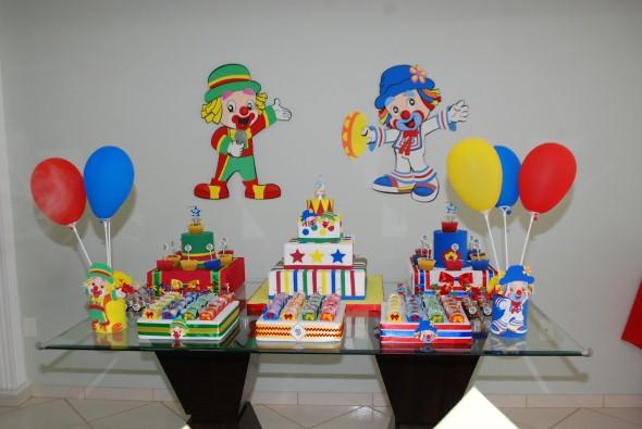 Decoração em EVA para festa infantil 008
