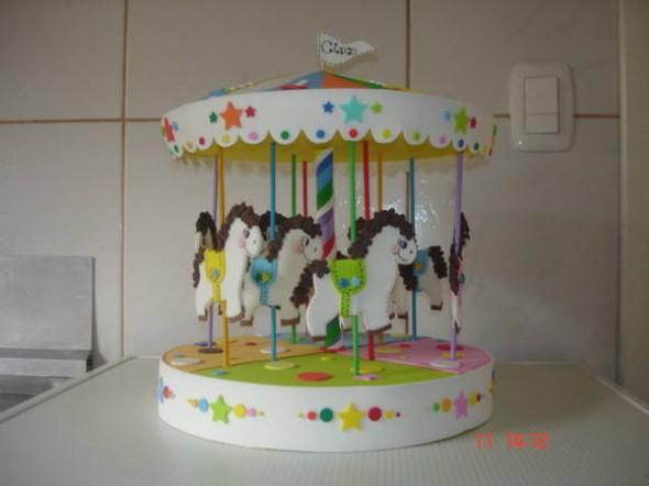 Decoração em EVA para festa infantil 012