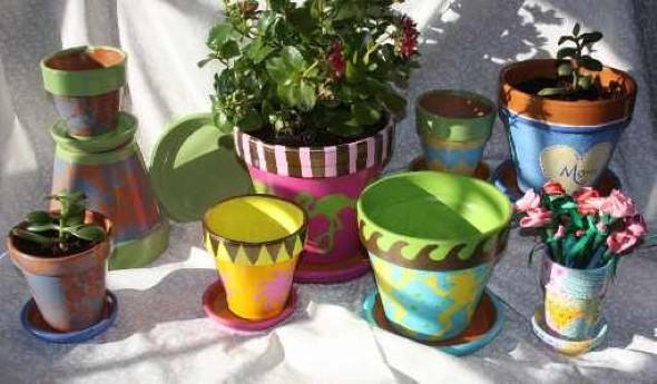 Dicas de artesanato para seu jardim 003