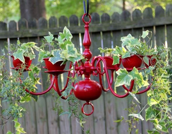 Dicas de artesanato para seu jardim 009