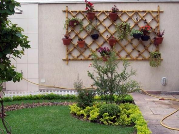 Dicas de artesanato para seu jardim 011