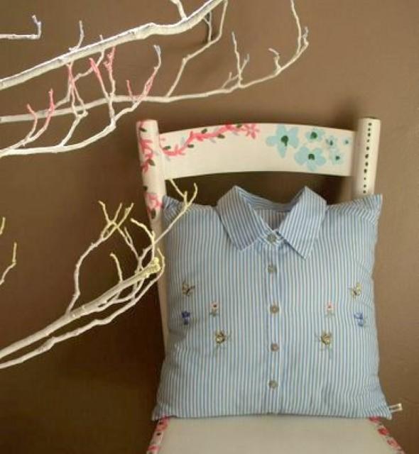 Dicas de artesanato com roupas velhas 001