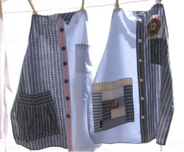 Dicas de artesanato com roupas velhas 011