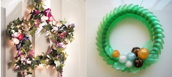 Guirlandas criativas para o Natal 001
