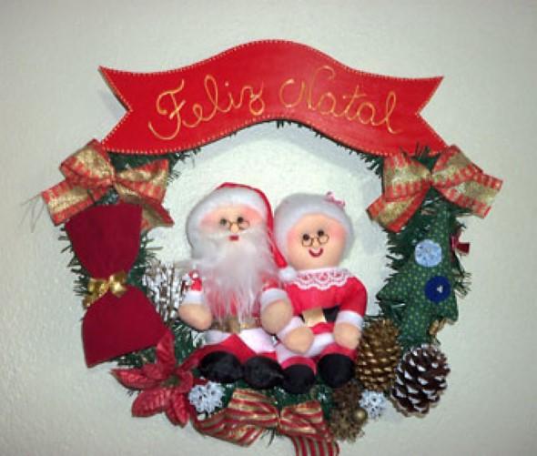 Guirlandas criativas para o Natal 011